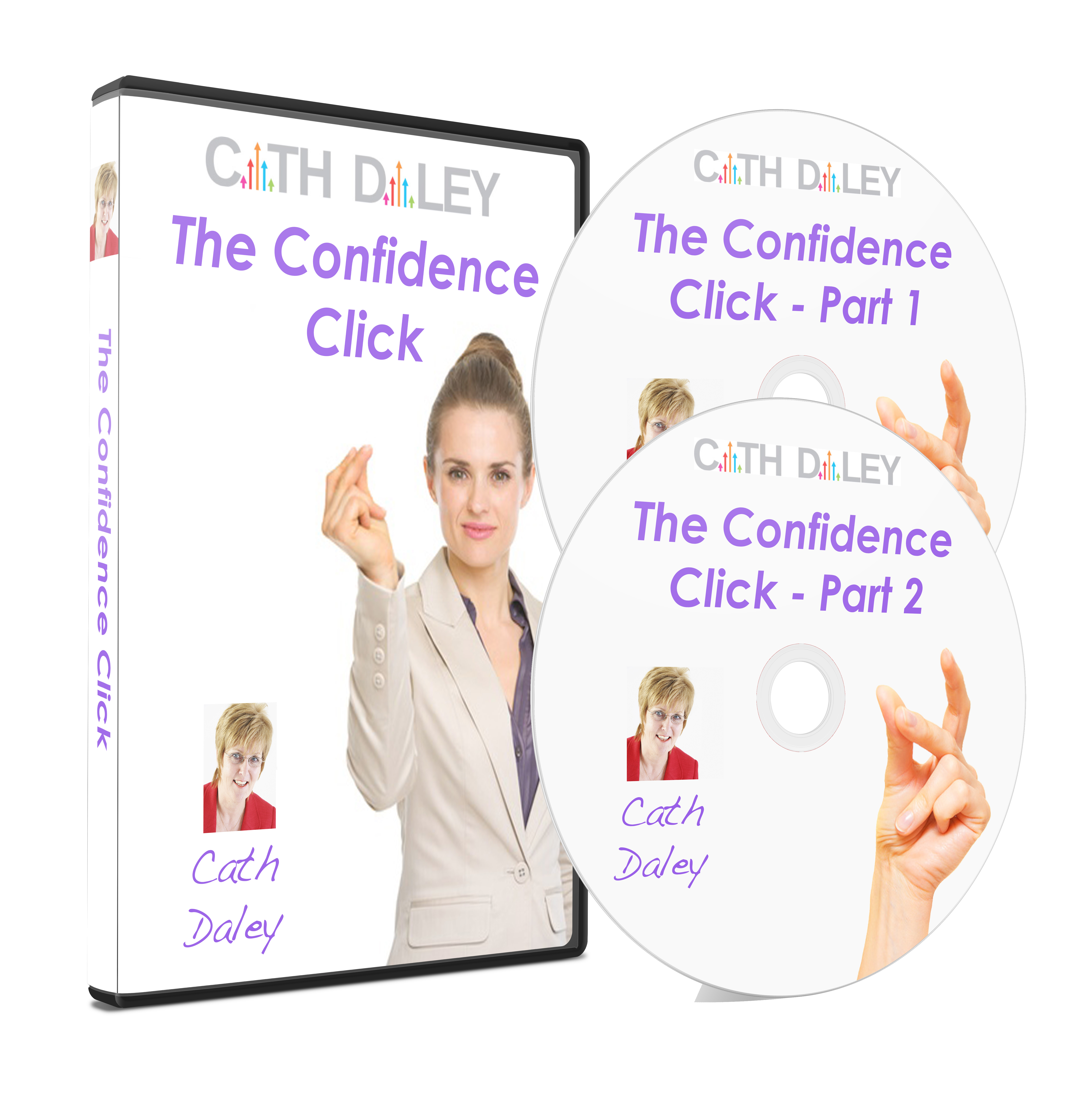 The Confidence Click (MP3 Download)